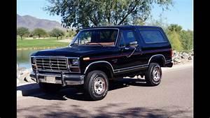 1986 Bronco Xlt Restoration