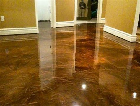 Poured Epoxy Floor Diy by Metallic Marble Epoxy Flooring Ft Wayne In Toledo Oh