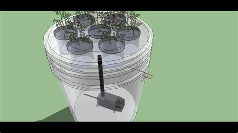 The Easiest Aeroponics System