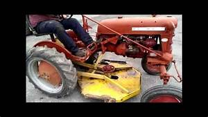 Farmall Cub 1948 Tractor For Sale May 1st  2015  1 950 In
