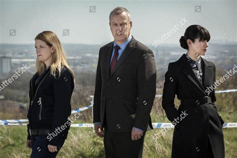 DS Annie Cabbot Andrea Lowe DCI Banks Editorial Stock Photo - Stock Image | Shutterstock