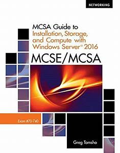 Download Ebook  Pdf  Mcsa Guide To Installation  Storage