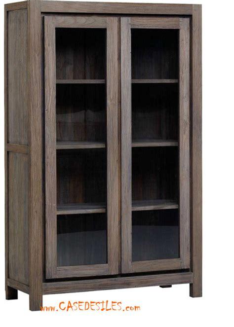 vitrine refrigeree pas cher vaisselier vitrine pas cher