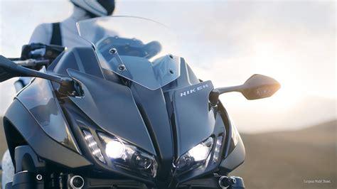 Yamaha Niken Hd Photo by Yamaha Niken 3 Wheeler Unveiled Details Scarce Of