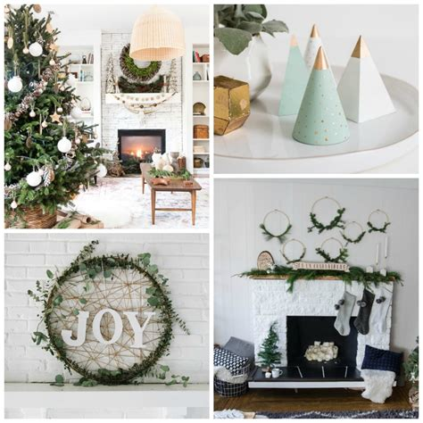 Modern & Boho Christmas Style Series - The Happy Housie