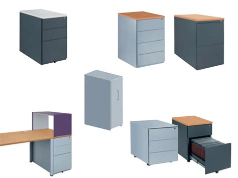 caisson metallique de bureau armoires et caissons métalliques métal box i bureau