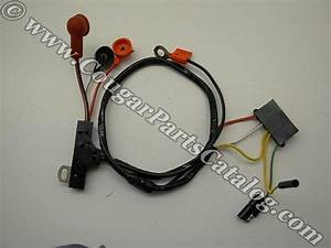 Alternator Wiring Harness - W  O Gauges - Economy