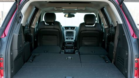 how can i learn about cars 2013 gmc yukon parking system gmc acadia size is the lone saving grace in 2013 newsday