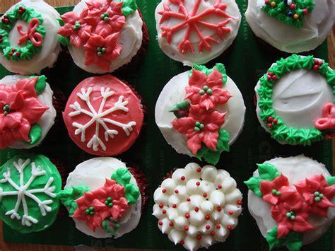 christmas cupcakes loving cake