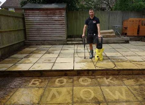 driveway and patio cleaning premiumclean ltd