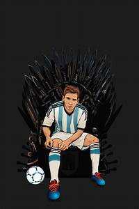 Game Of Thrones King Lionel Messi House Catalunya Digital ...