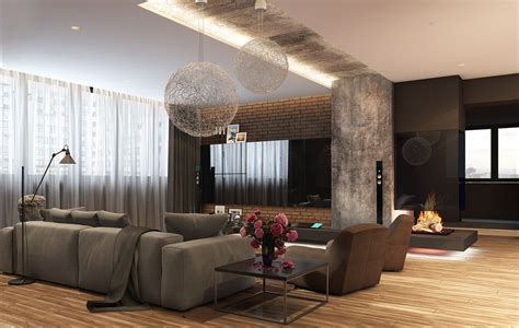 Light Living Lenschirm by 5 Living Rooms With Signature Lighting Styles
