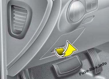 vehicle repair manual 2007 hyundai veracruz instrument cluster hyundai veracruz ix55 2007 2012