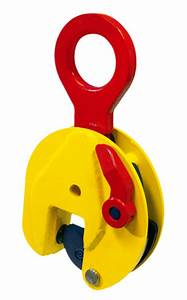 Standard Vertical Lifting Clamps - Standard