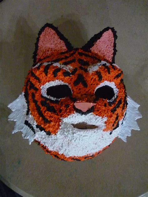 mascara de tigre  rashel shiru  deviantart
