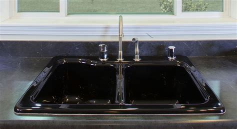black kitchen sinks black kitchen sink commodore of indiana