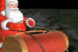 Two places to track santa norad or google tapscape for Two places to track santa norad or google