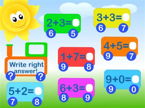 sunshine counting basic addition worksheet