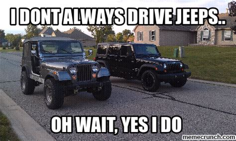 Jeep Wrangler Meme - jeep memes related keywords suggestions jeep memes long tail keywords