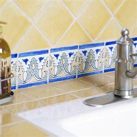 installing ceramic tile backsplash in kitchen kitchen backsplash ideas southern living 8990