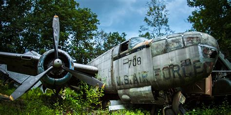 secret warplane graveyard   great american story