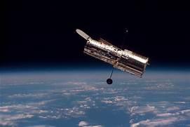 Hubble Telescope camera breaks…