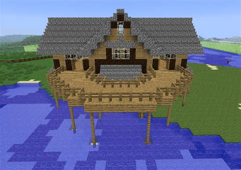 vacation house minecraft map