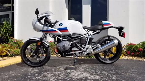 Bmw R Nine T Racer Motorcycles For Sale In Miami, Florida