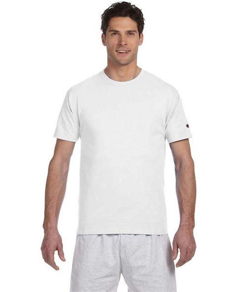 champion tc  oz cotton tagless  shirt apparelnbagscom