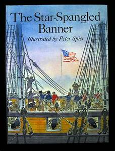 The Star Spangled Banner A America Book Old Children 39 S