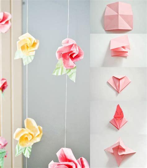 pliage papier facile origami facile 100 animaux fleurs en papier et d 233 co maison