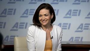 Sheryl Sandberg asks women to champion each other at work