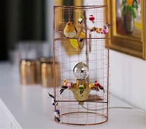Vogelkäfig Selber Bauen : vogelk figlampe zum selbermachen himbeer magazin ~ Lizthompson.info Haus und Dekorationen