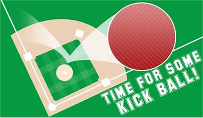 Kickball Games Play