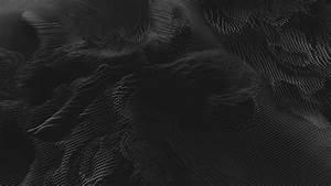 Wallpaper, Digital, Art, Dark, Abstract, Render, Artwork, Pattern, Texture, Wind, Atmosphere
