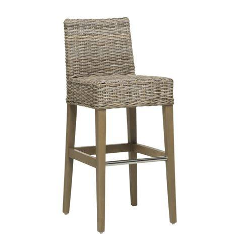 chaise de bar en rotin chaise bar rotin