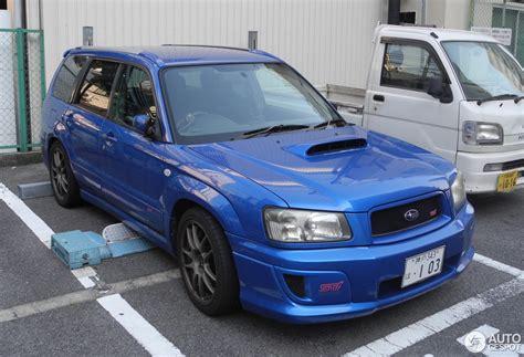 Subaru Forester Sti Subaru Forester Sti 2 June 2017 Autogespot