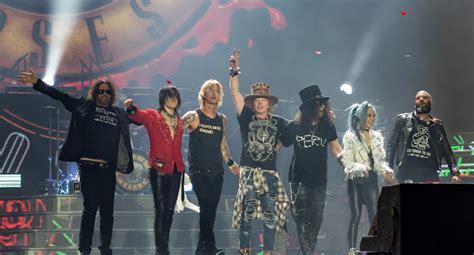 Guns N' Roses To Destroy Alamodome