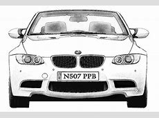 BMW M3 Illustration The BMW M3 is a high performance