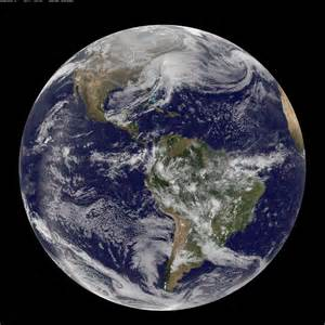 Earth Surface From Space