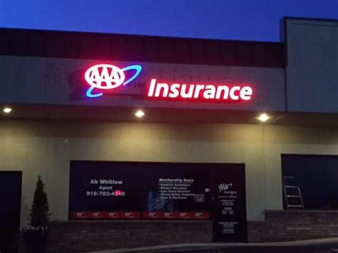 Aaa insurance policy number and name of their insured date and time of your injury insurance and contact information for others involved Ab Whitlow - AAA Insurance - Home & Rental Insurance - 445800 Hwy-28, Langley, OK - Phone Number ...