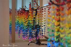Guide on How to Create a Colorful Rainbow DIY Crane