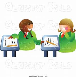 Girls Talking at School Clipart (13+)