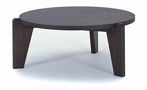 Table Jean Prouvé : prouv gueridon bas coffee table ~ Melissatoandfro.com Idées de Décoration