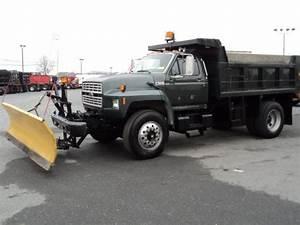 Dump Truck 1990 Chevrolet Kodiak
