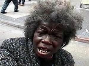crackhead nigger pics