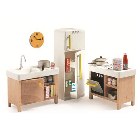 cuisine accessoire accessoire maison de poupées la cuisine jeux et jouets