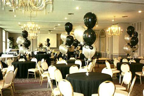 prom table balloon decorating ideas wedding decorations
