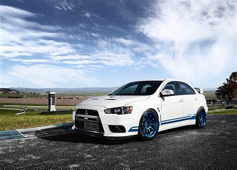 special edition mitsubishi evo announced