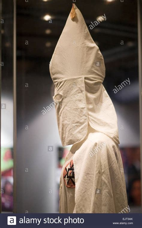 klan robe stock  klan robe stock images alamy